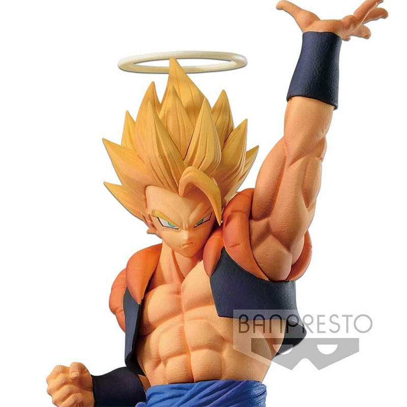 Action Figure Dragon Ball Legends Collab Gogeta Super Saiyan Gogeta 29587/29588