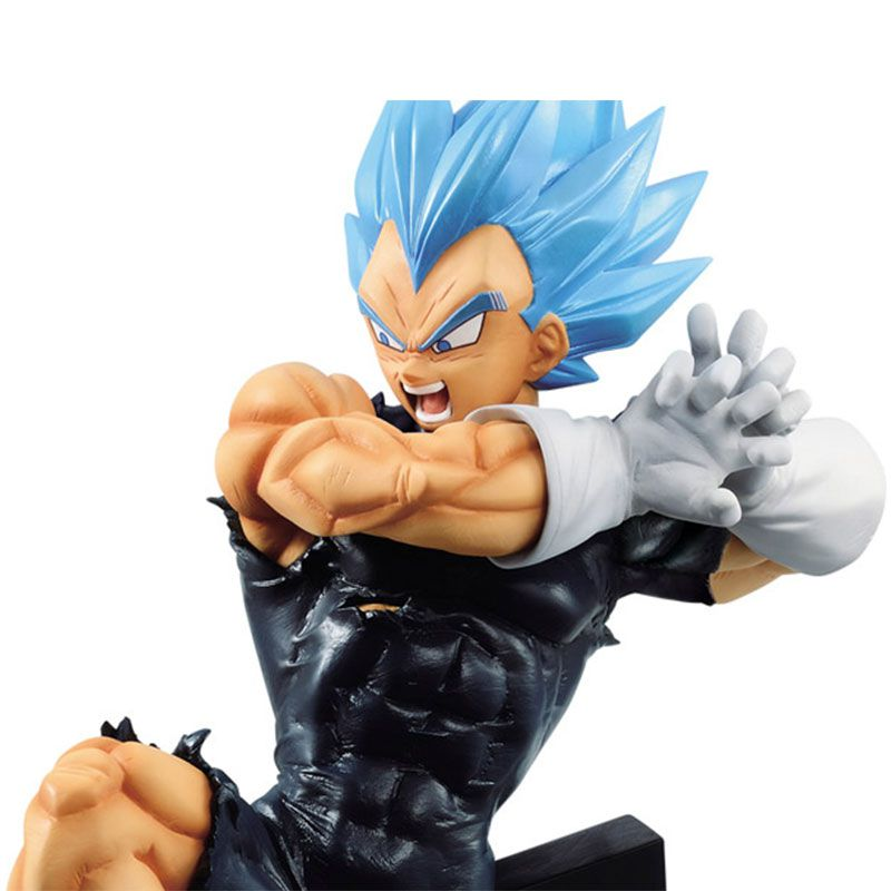Action Figure Dragon Ball Super Broly Super Tag Fighters Vegeta  29618/29619