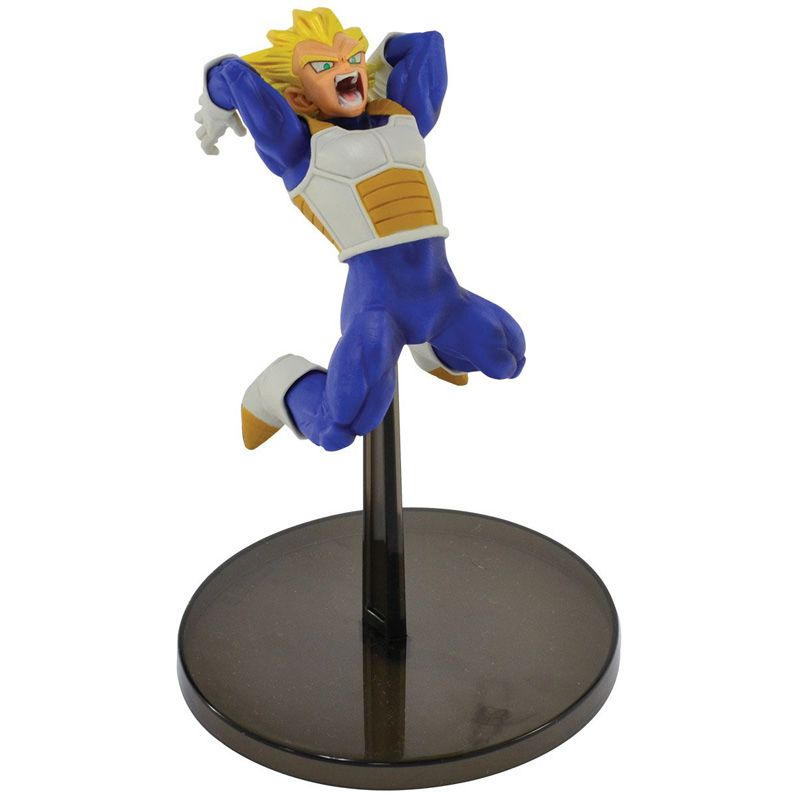 Action Figure Dragon Ball Super Chosenshiretsuden VOL1 Super Saiyan Vegeta