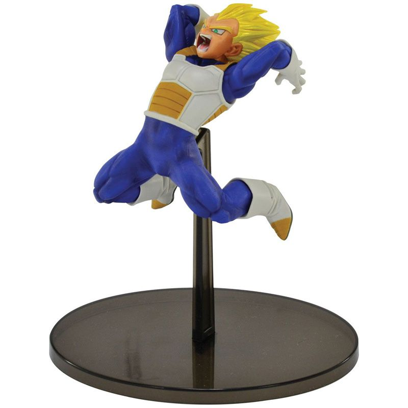 Action Figure Dragon Ball Super Chosenshiretsuden VOL1 Super Saiyan Vegeta