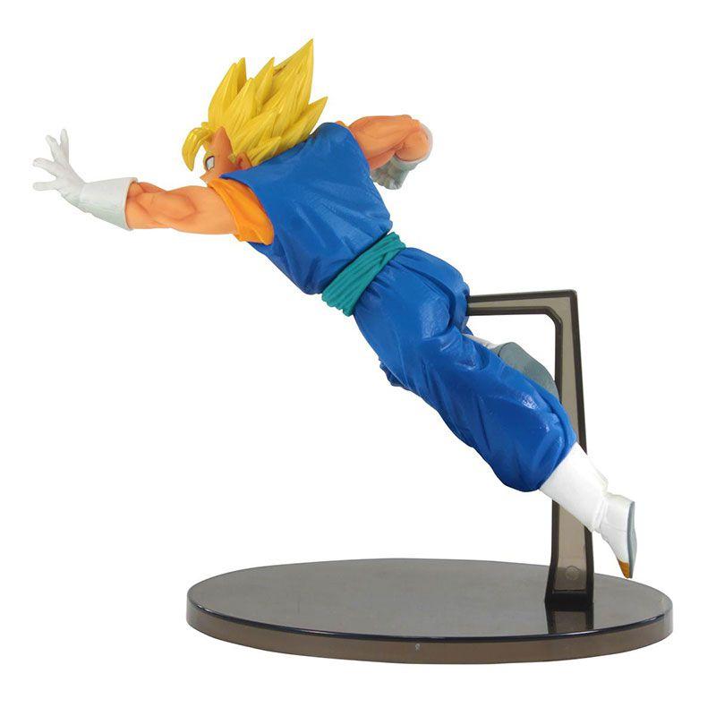 Action Figure Dragon Ball Super Chosenshiretsuden Vol. 2 Super Saiyan Vegetto 29540/29541