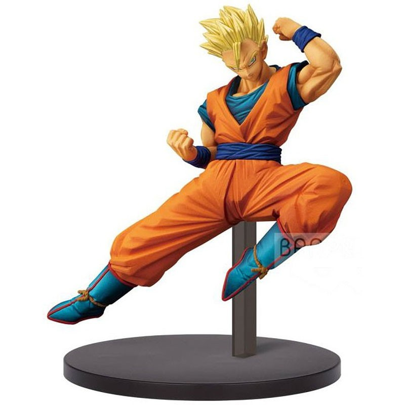 Action Figure Dragon Ball Super Chosenshiretsuden Vol. 4 Super Saiyan Son Gohan 29897/29898