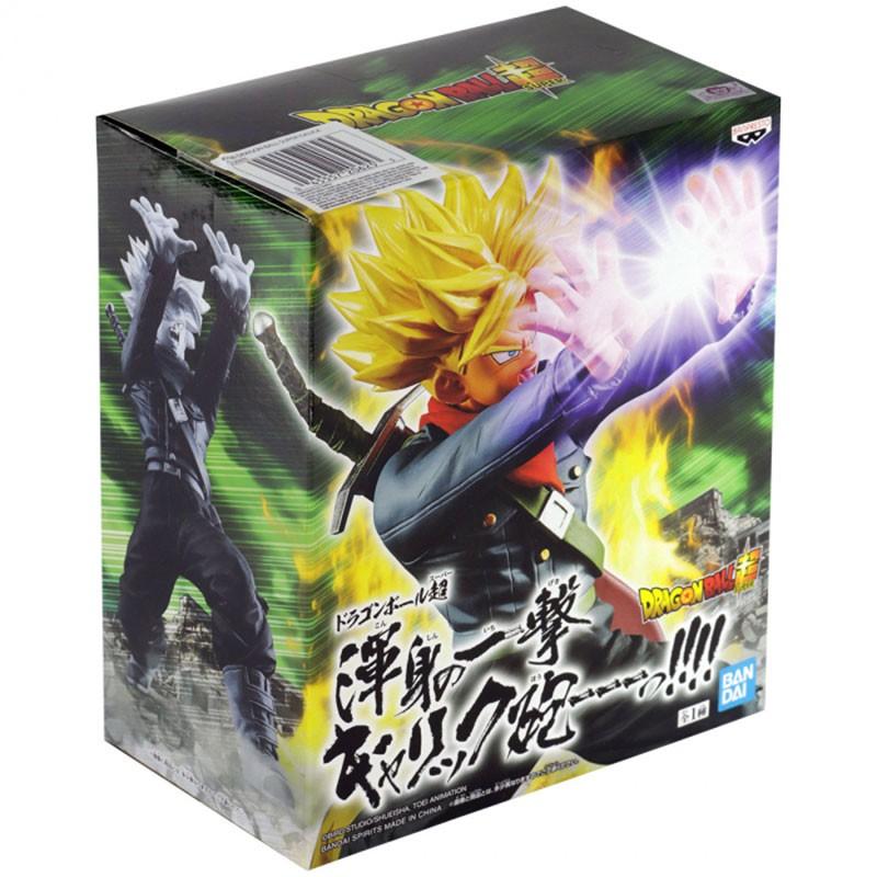 Action Figure Dragon Ball Super Galick Gun Trunks 20625/20626