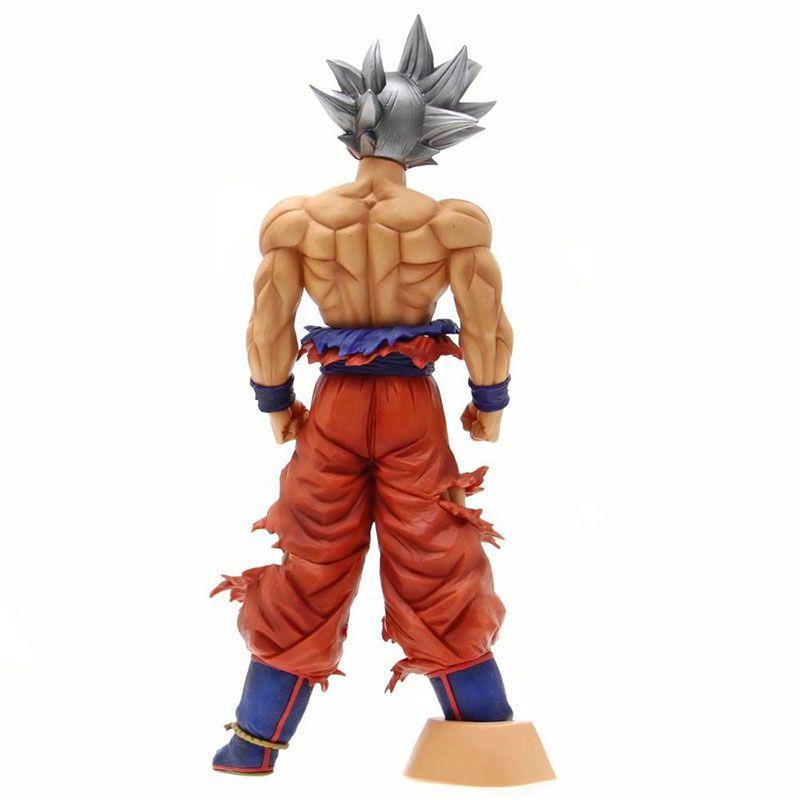 Action Figure Dragon Ball Super Goku Ultra Instinto Superior Grandista