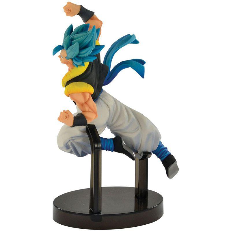 Action Figure Dragon Ball Super Saiyan God Gogeta Z Battle