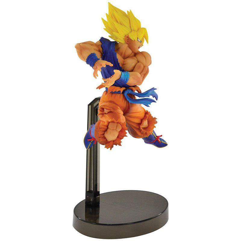 Action Figure Dragon Ball Super Saiyan Son Goku Z Battle 34838/34839