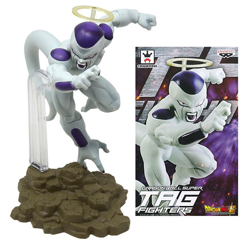 Action Figure Dragon Ball Super Tag Fighters Freeza 39117