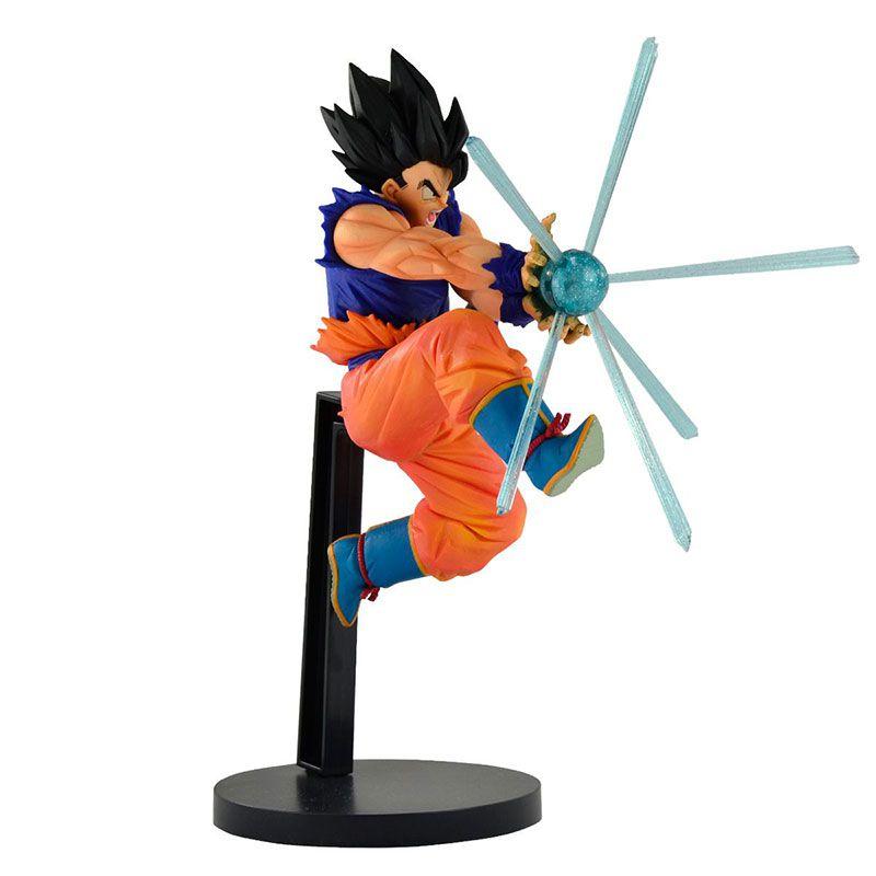 Action Figure Dragon Ball Z G X Materia The Son Goku 29828/29829