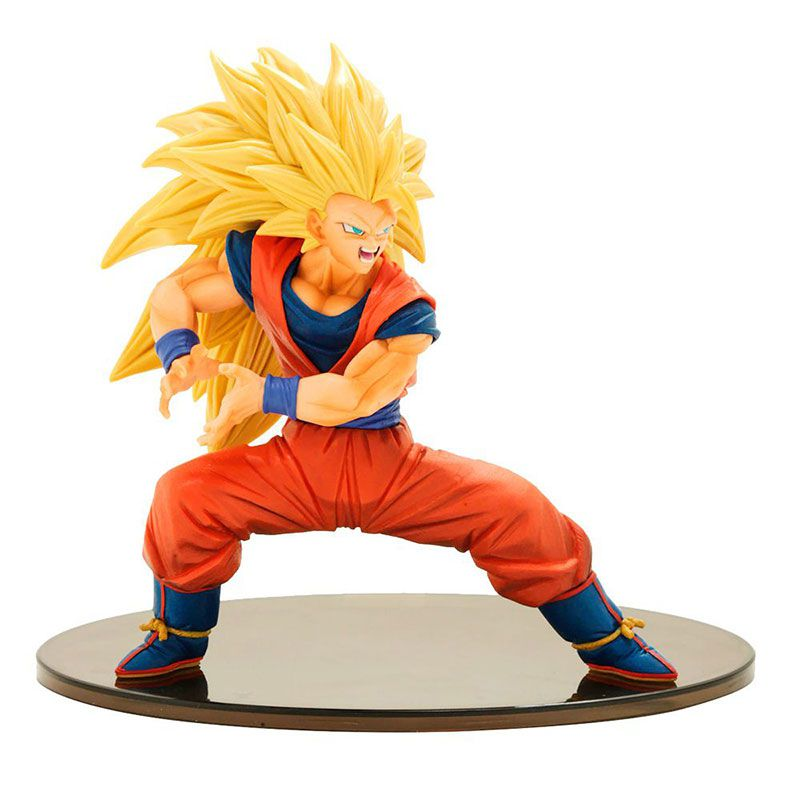 Action Figure Dragon Ball Z Goku Saiyajin 3 Special