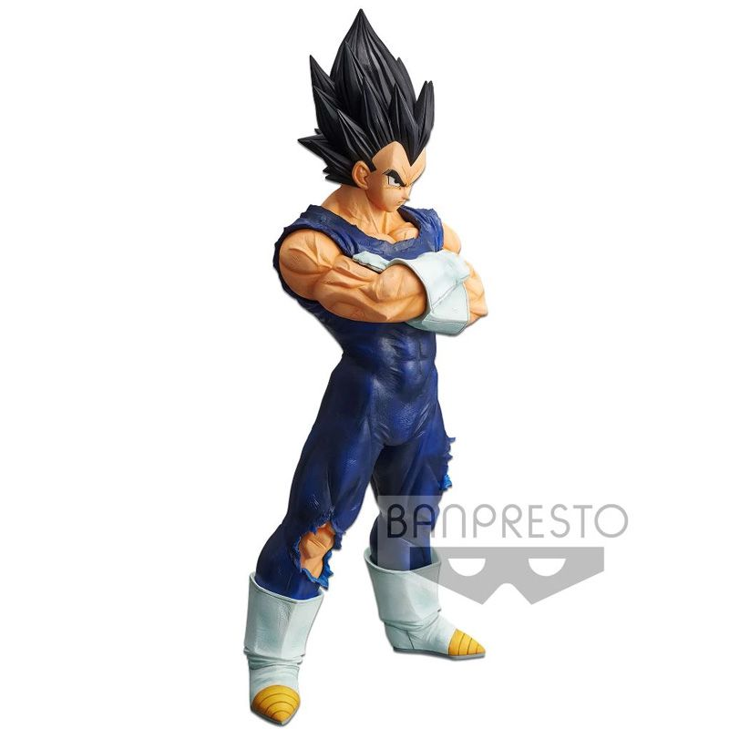 Action Figure Dragon Ball Z Grandista Nero Vegeta