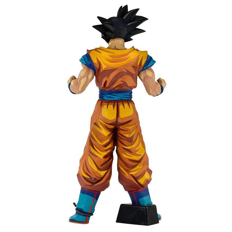 Action Figure Dragon Ball Z Grandista Son Goku 2 Manga Dimensions 29490/29491