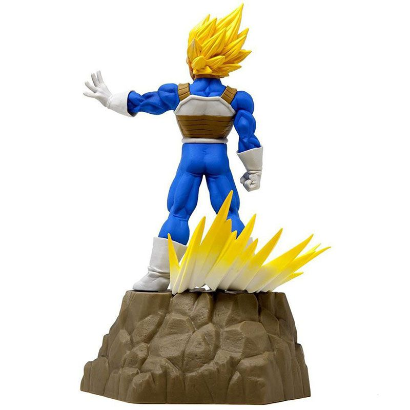 Action Figure Dragon Ball Z Vegeta Absolute Perfection 28378/28279