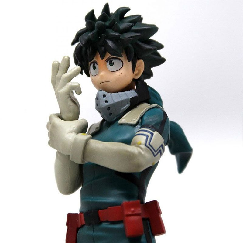 Action Figure My Hero Academia Age Of Heroes Deku Izuku Midoriya 34657/34658