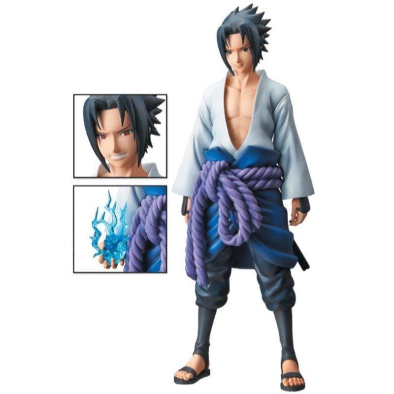 Action Figure Naruto Sasuke Grandista 27978/27979