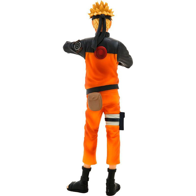 Action Figure Naruto Shippuden Grandista Nero Uzumaki Naruto 29691/29692