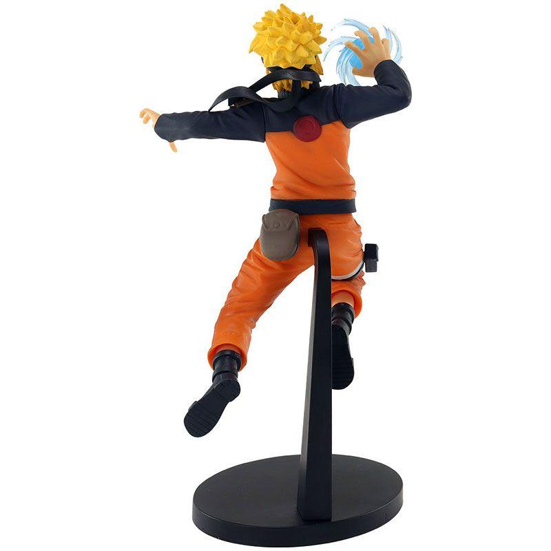 Action Figure Naruto Shippuden Vibration Stars Gara Uzumaki Naruto B 20286/20287