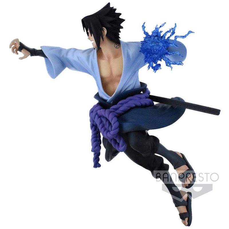 Action Figure Naruto Shippuden Vibration Stars Uchiha Sasuke
