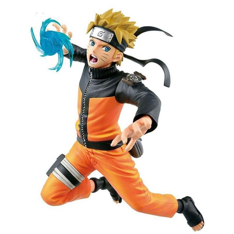 Action Figure Naruto Shippuden Vibration Stars Uzumaki Naruto 29397/29398