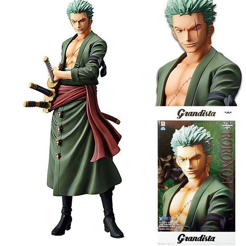 Action Figure One Piece Grandista The Grandline Men Roronoa Zoro 29286/29287