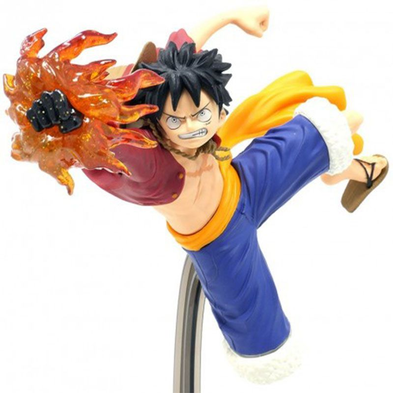 Action Figure One Piece Gx Materia The Monkey D Luffy