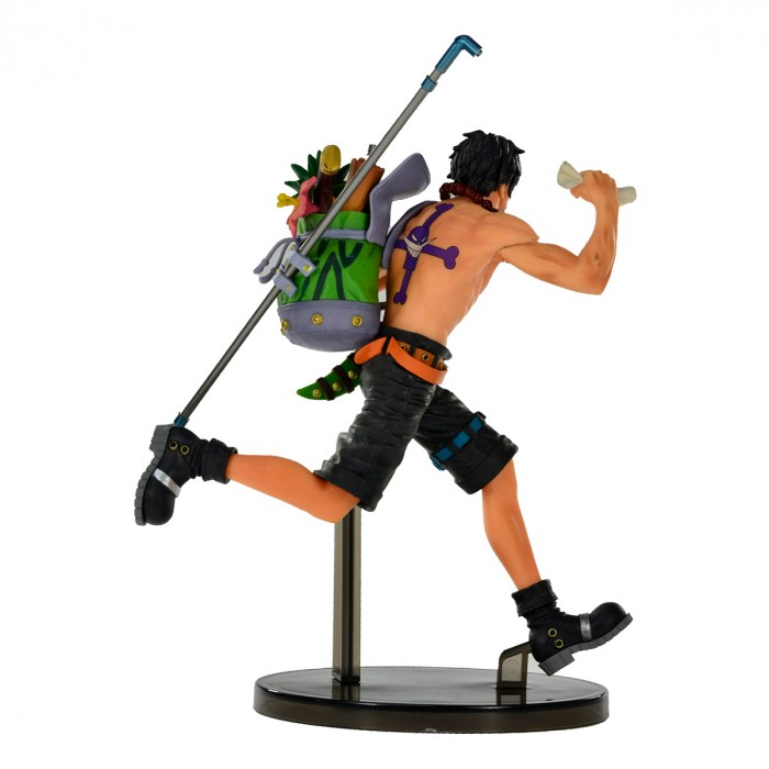 Action Figure One Piece - Portgas D ACE Three Brothers 20744/20745