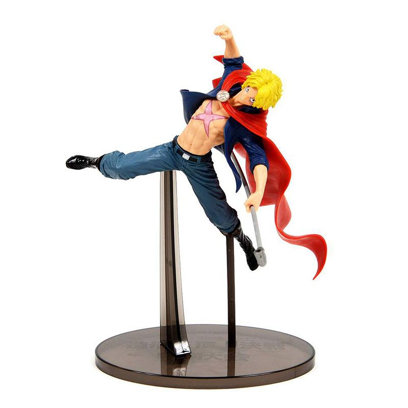 Action Figure One Piece Sabo World Figure Colosseum