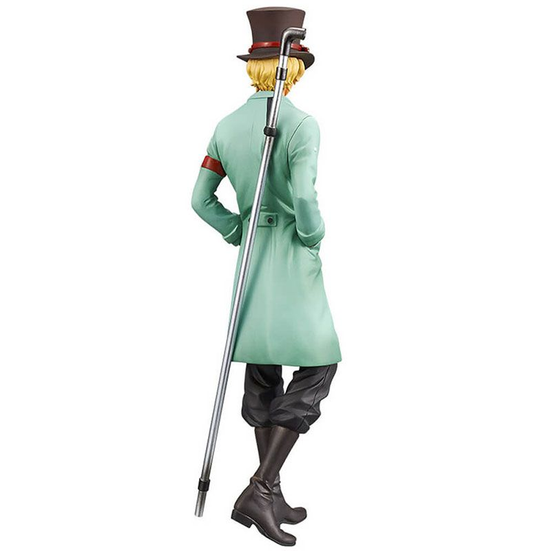 Action Figure One Piece Stampede Movie DXF The Grandline Men Vol. 2 Sabo 29572/29573