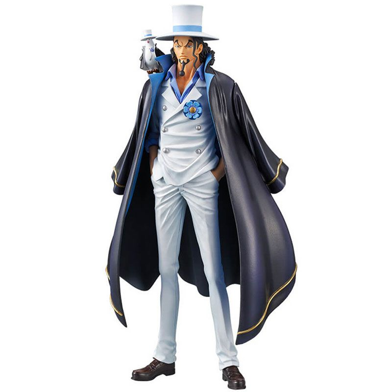 Action Figure One Piece Stampede Movie DXF The Grandline Men Vol. 3 Rob Lucci 29566/29567