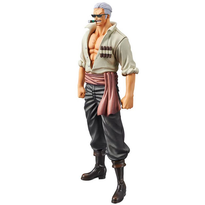Action Figure One Piece Stampede Movie DXF The Grandline Men Vol. 3 Smoker 29564/29565