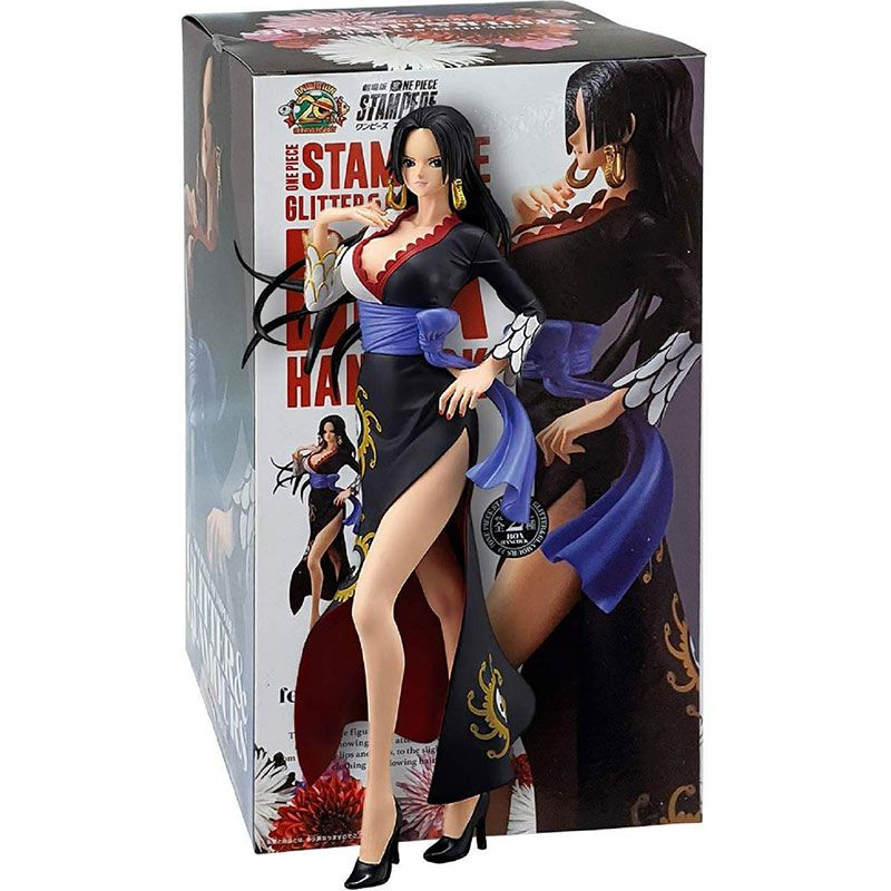 Action Figure One Piece Stampede Movie Glitter & Glamours Boa Hancock 29791/29792