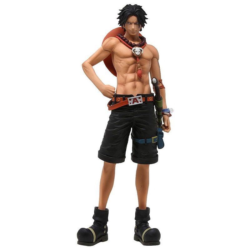 Action Figure One Piece The Grandline Men Portgas D Ace Grandista