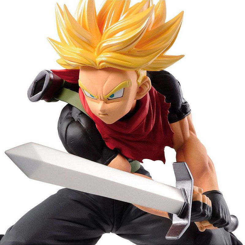 Action Figure Super Dragon Ball Heroes Vol. 5 Super Saiyan Trunks