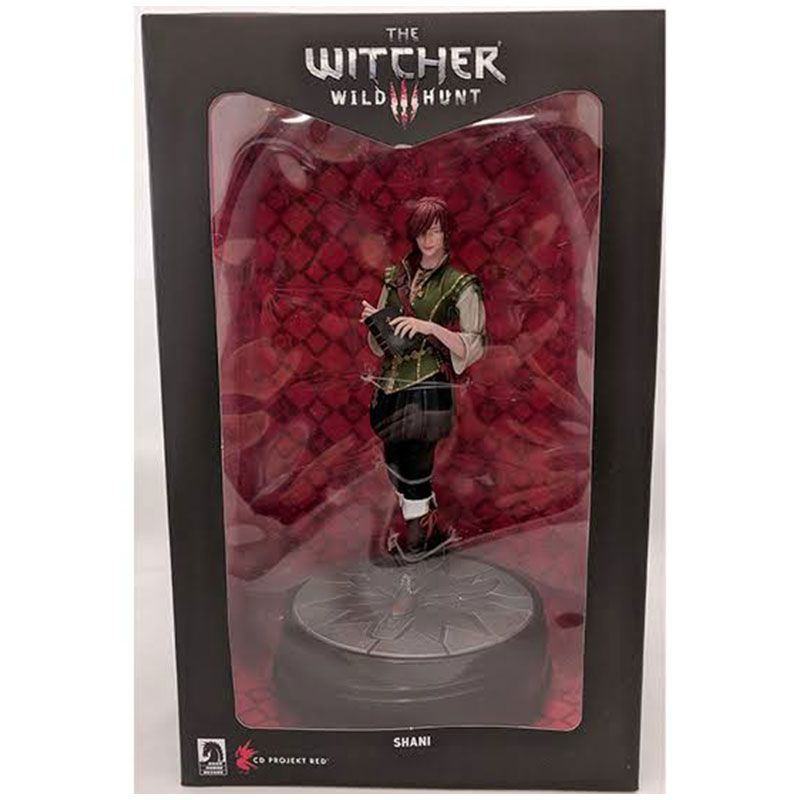 Action Figure The Witcher 3 Shani