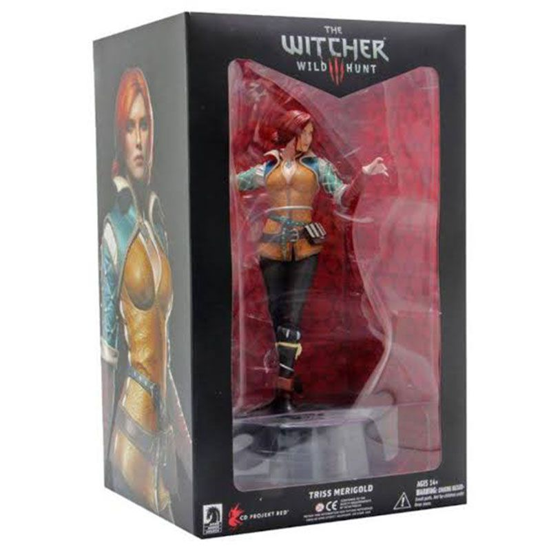Action Figure The Witcher 3: The Wild Hunt Triss