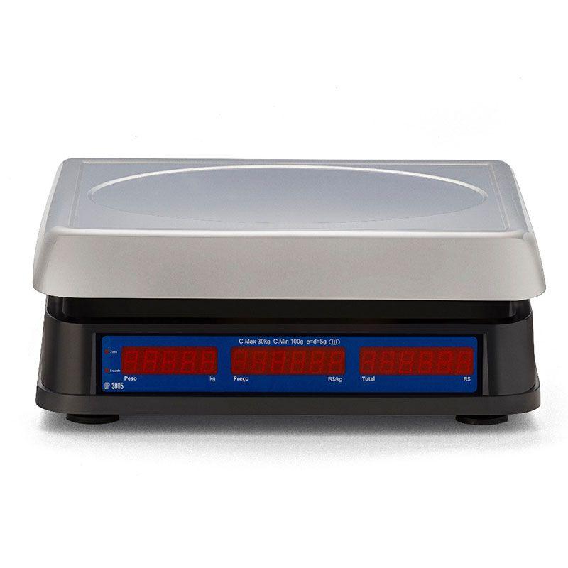 Balança Digital Elgin DP30 30KG Com Bateria (30Kgx5g)