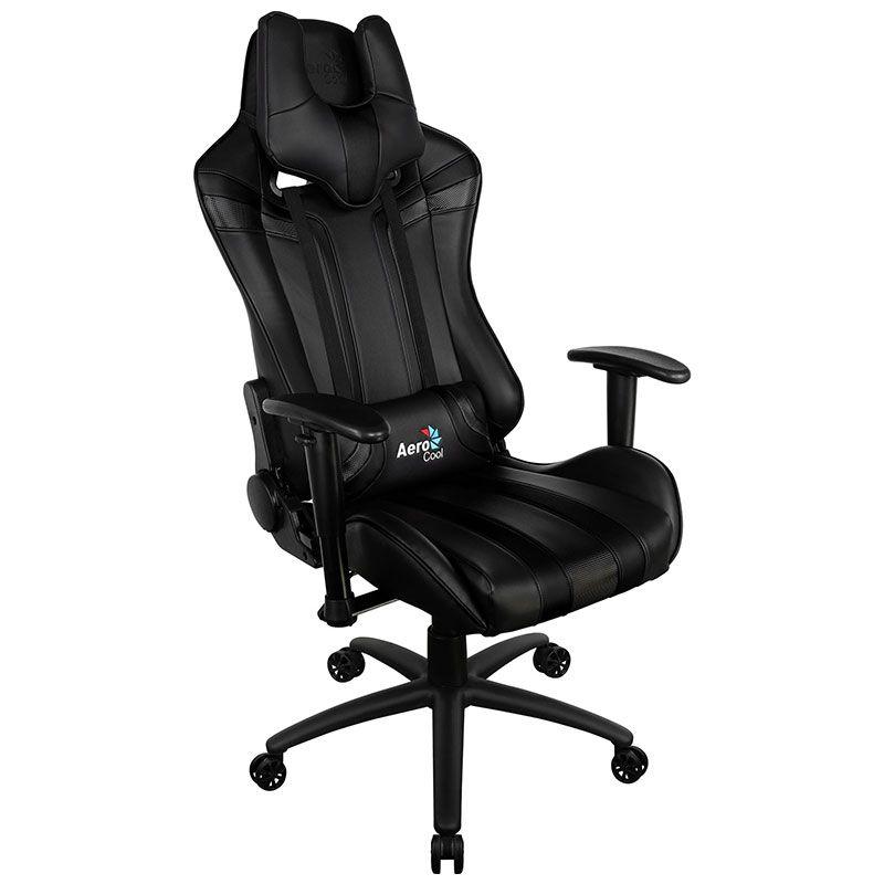 Cadeira Gamer Aerocool AC120 EN59633 Preta