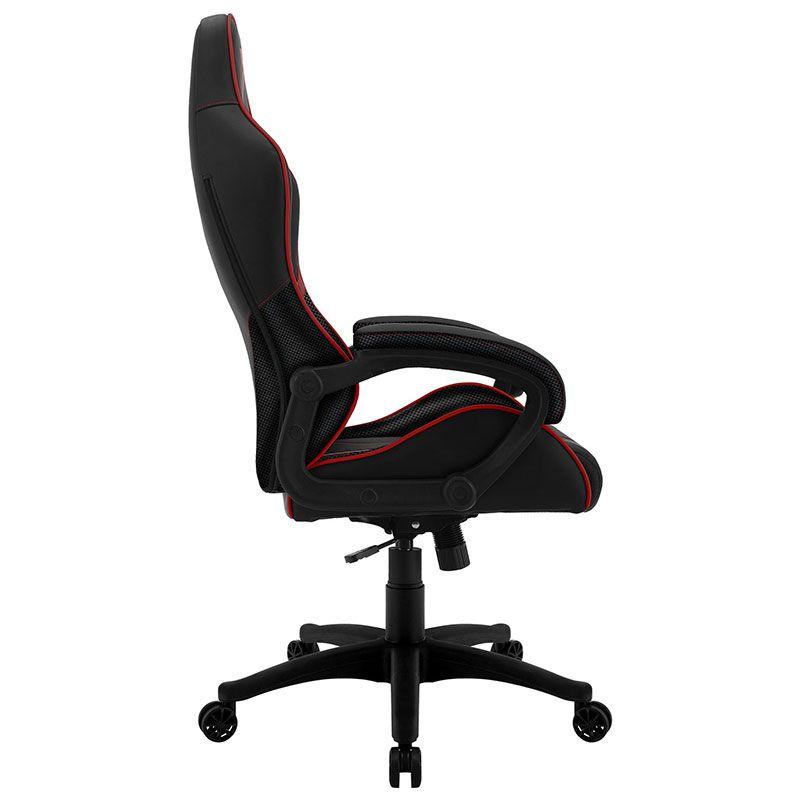 Cadeira Gamer ThunderX3 AIR BC-1 EN61874 Vermelha/Preta