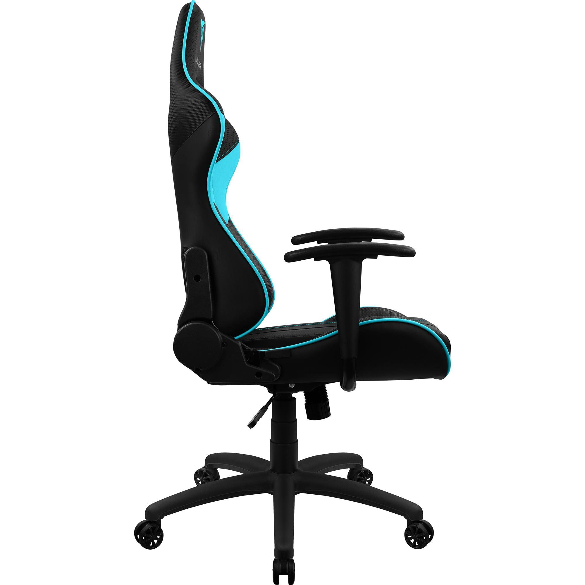 Cadeira Gamer ThunderX3 EC3 Ciano
