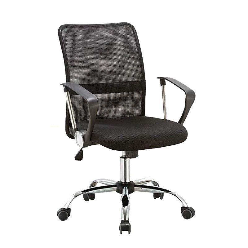 Cadeira Secretária SA-4007BK Ideer-Life