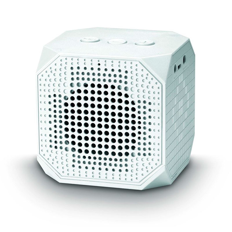 Caixa de Som Bluetooth Easy Mobile Wise Box branca