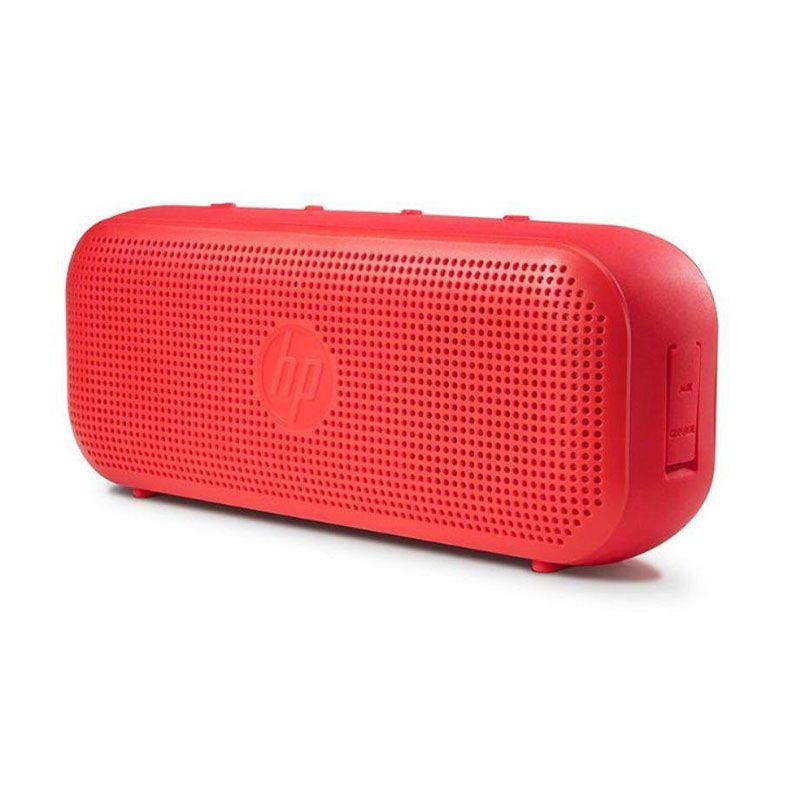 Caixa de Som HP Bluetooth Speaker S400 Vermelha