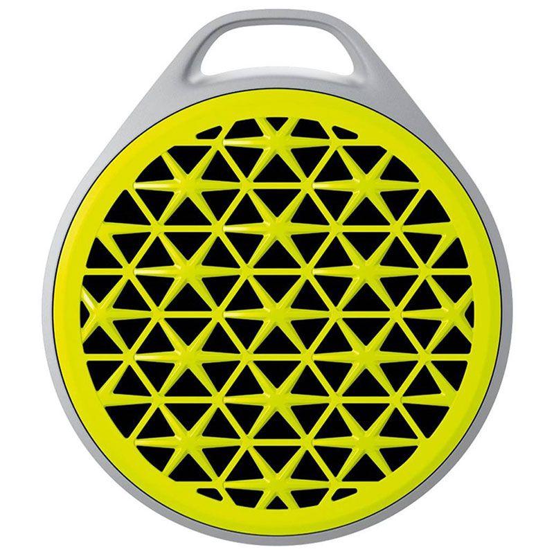 Caixinha De Som Logitech X50 Portátil Amarela