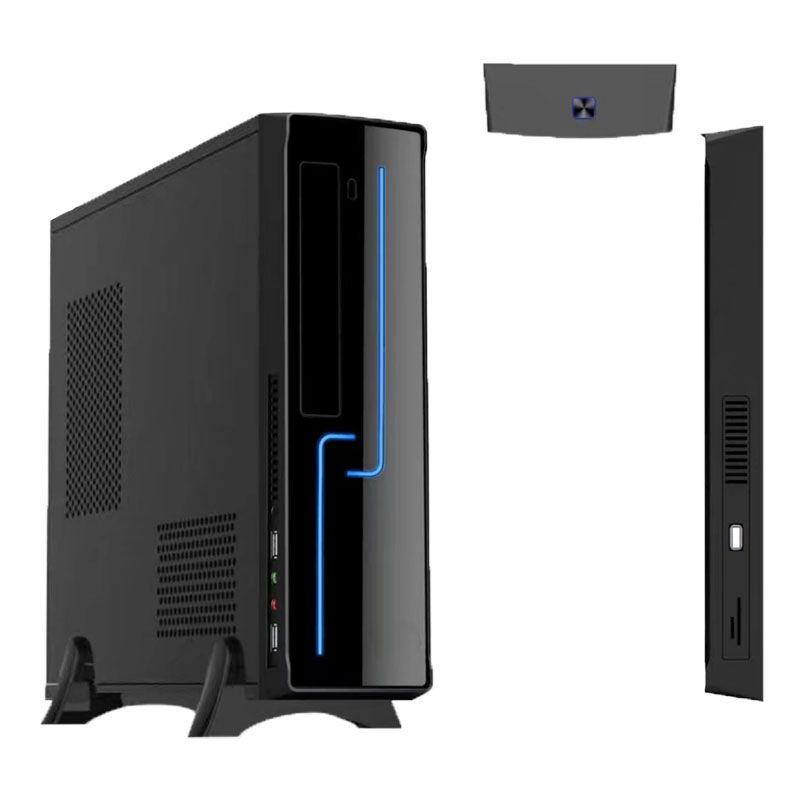 Computador BPC 03 - Intel Dual Core, IPX1800, SSD 120GB, 4GB, SLIM