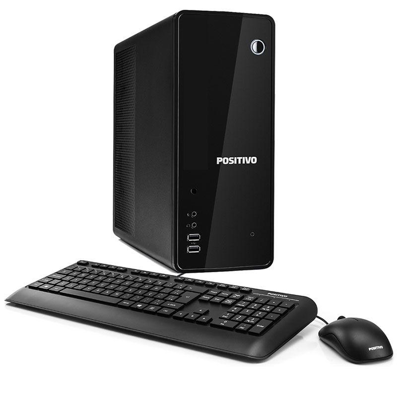 Computador Positivo T50 Celeron, 2GB, HD 500GB