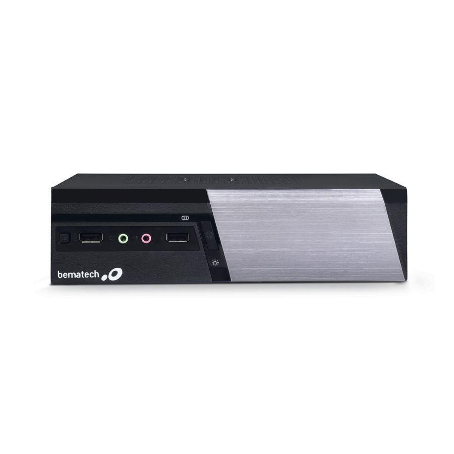 Computador Rc-8400 Bematech 4 Seriais 4gb Hd-500gb Linux