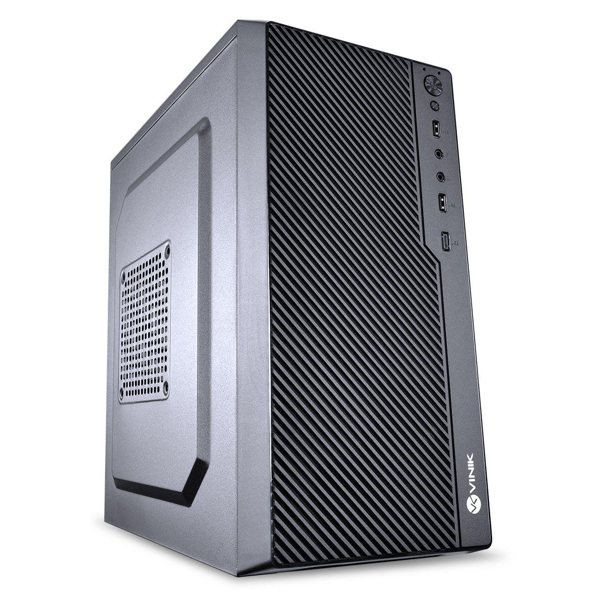 Computador Vinik AMD Dual Core A6 7480 3,6ghz, 4 gb, hd 500gb, Fonte 200w