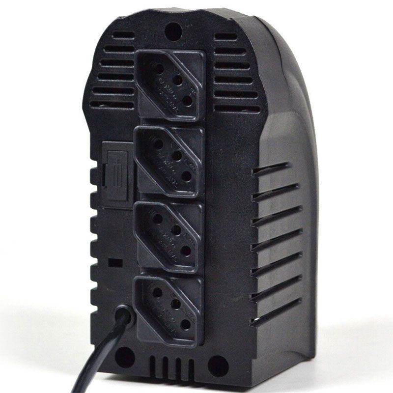 Estabilizador 500VA TS Shara PowerEst Bivolt 115v 4 Tomadas