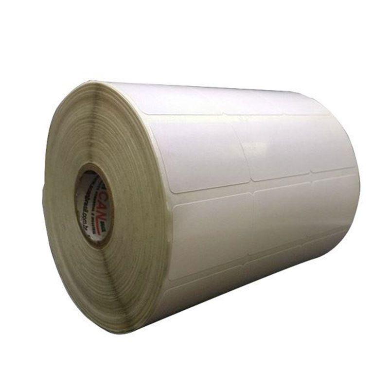 Etiqueta Adesiva 34 X 23 Branca 3 Colunas
