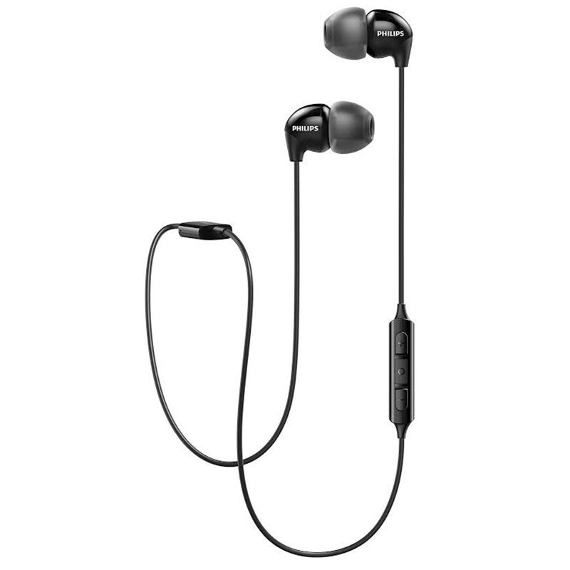 Fone de Ouvido Bluetooth Philips Upbeat SHB3595BK/10 Preto