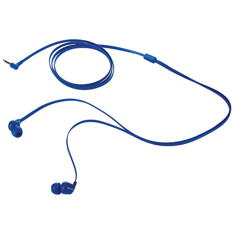 Fone de Ouvido HP H100 Intra-Auricular Azul